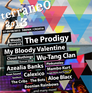 Wu Tang Clan Join The Prodigy And My Bloody Valentine At Terraneo Festival 2013
