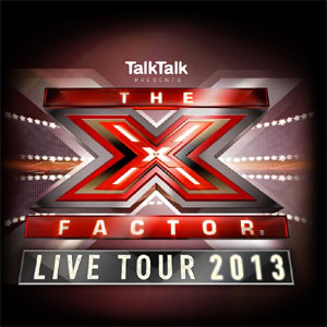 X Factor 2013 Live Tour Announcement