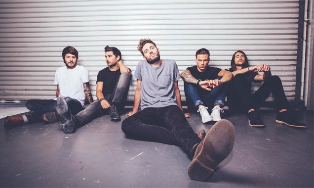 UK Rockers You Me At Six Have Signed With Prospect Park For The Release Of Their Highly Anticipated Fourth Album