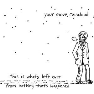 Your Move, Raincloud Release Debut Album  'This Is What's Left Over  From Nothing That's Happened' Out 28 January 2013