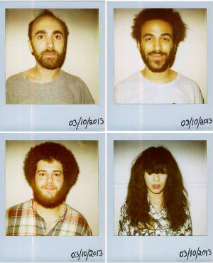 Yuck Share New Single 'Lose My Breath' Out December 16th 2013