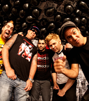 Zebrahead Announce UK Headline Winter 2011 Tour