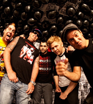 Zebrahead Announce New Album 'Get Nice!' Released 27th August 2011