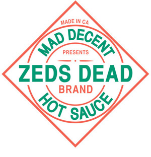 Zeds Dead 'Hot Sauce' Ep, Out Now On Mad Decent