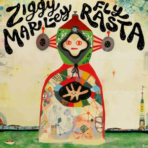 Ziggy Marley Announces New Album 'Fly Rasta' Out April 14th 2014