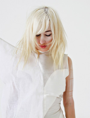 Zola Jesus UK Live Dates Autumn 2011