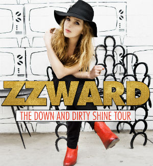 Zz Ward Announces 'The Down And Dirty Shine Tour' This Fall 2013