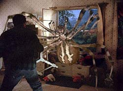 Eight Legged Freaks Movie Review