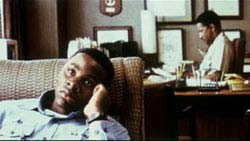 Antwone Fisher Movie Review