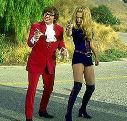 Austin Powers: The Shagged Me Movie Review