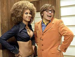 Austin Powers In Goldmember Movie Still