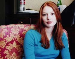 Alicia Witt Interview