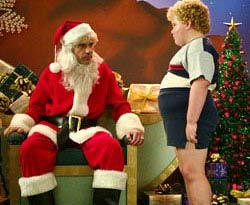Bad Santa Movie Still