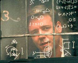 A Beautiful Mind Movie Still
