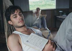 THE MOTORCYCLE DIARIES Movie Still