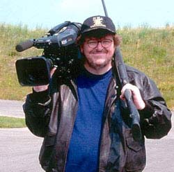 Michael Moore Interview