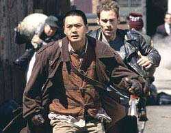 Bulletproof Monk Movie Review