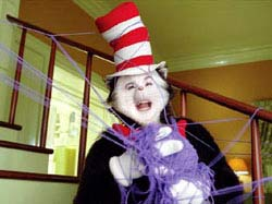 Dr Seuss's The Cat In The Hat Movie Still