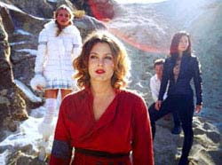 Charlie's Angels: Full Throttle Movie Review