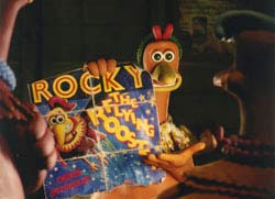 Chicken Run Movie Review