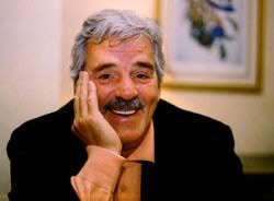 Dennis Farina Interview