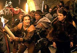 Dungeons & Dragons Movie Still