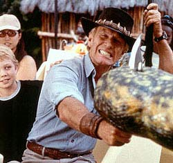 Crocodile Dundee In L.A. Movie Still
