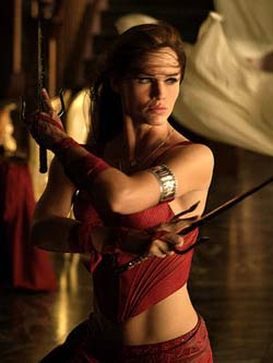 Elektra Movie Review