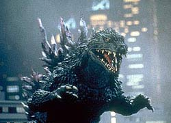 Godzilla 2000 Movie Still