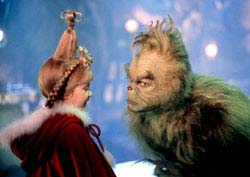 How The Grinch Stole Christmas Movie Review