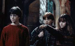 Harry Potter & The Sorcerer's Stone Movie Review