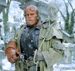 Hellboy Movie Still