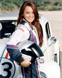 Herbie: Fully Loaded Movie Review