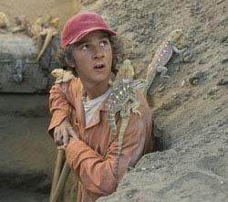 Holes Movie Review
