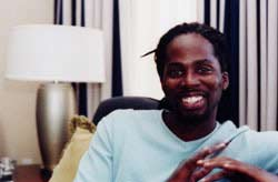 Harold Perrineau Interview