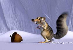 Ice Age Movie Still