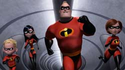 The Incredibles Movie Review