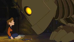 The Iron Giant Movie Review