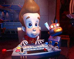 Jimmy Neutron Boy Genius Movie Review