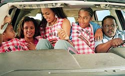 Johnson Family Vacation Movie Still