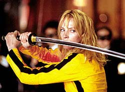 Kill Bill: Volume 1 Movie Review