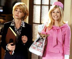 Legally Blonde 2: Red, White & Blonde Movie Review
