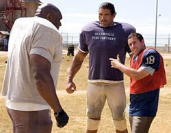 The Longest Yard Movie Review