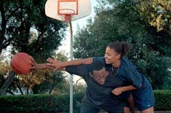 Love & Basketball Movie Still
