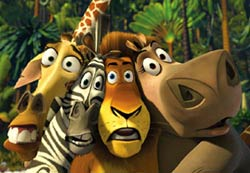 Madagascar Movie Still
