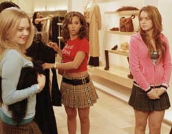 Mean Girls Movie Still