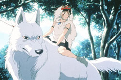 Princess Mononoke Movie Still