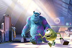 Monsters, Inc. Movie Still