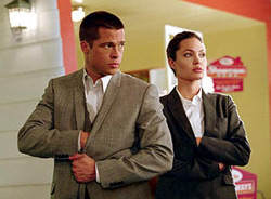 Mr. & Mrs. Smith Movie Still