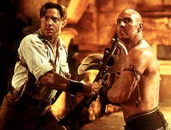 The Mummy Returns Movie Review